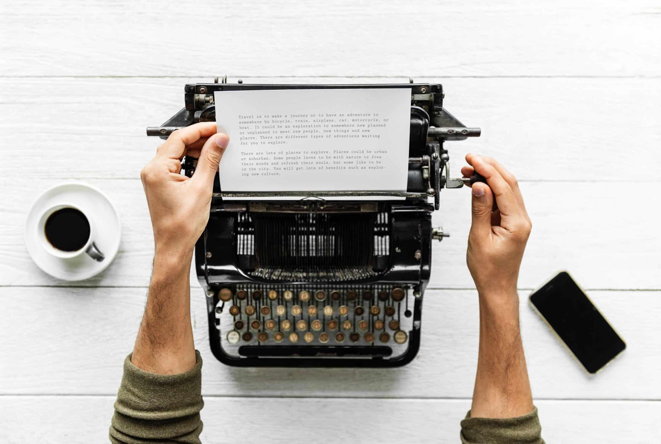 כתיבת עבודות