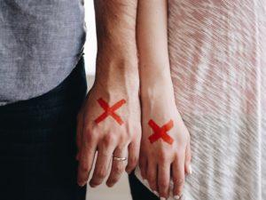 עבודה אקדמית בנושא גירושין