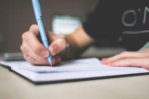 כתיבת עבודות גמר